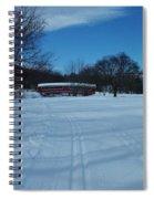 Jackson Covered Bridge II Spiral Notebook