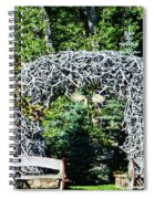 Jackson Hole Wyoming Spiral Notebook