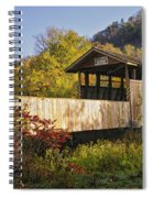 Jackson Mill Covered Bridge Spiral Notebook