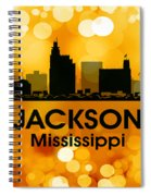 Jackson Ms 3 Spiral Notebook