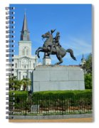 Jackson Square 1 Spiral Notebook