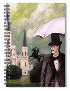 Jackson Square Spiral Notebook