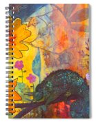 Jackson's Chameleon Spiral Notebook