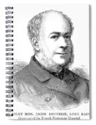Jacob Pleydell-bouverie (1815-1889) Spiral Notebook