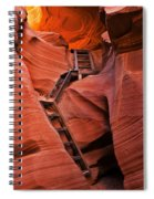 Jacob's Ladder Spiral Notebook