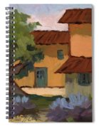 Jacques Farm In Provence Spiral Notebook