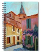 Jacques House Spiral Notebook