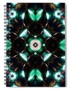 Jade Reflections - 2 Spiral Notebook