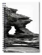 Jagged Edge Spiral Notebook