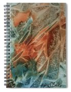 Jagged Edges Spiral Notebook