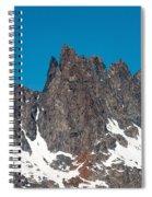 Jagged Spiral Notebook