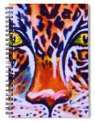 Jaguar Eyes-  Spiral Notebook