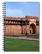 Jahangir Palace Red Fort Agra Spiral Notebook
