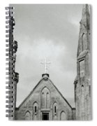 Jakarta Cathedral  Spiral Notebook