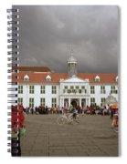 Jakarta History Museum Spiral Notebook