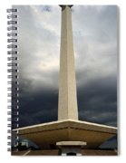 Modernism In Jakarta Spiral Notebook
