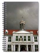 Jakarta Town Hall Spiral Notebook