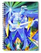 Jake Cinninger Spiral Notebook