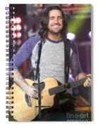 Jake Owen Spiral Notebook