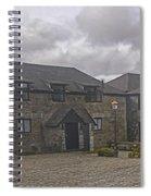 Jamaica Inn Bodmin Moor Spiral Notebook
