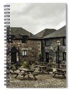 Jamaica Inn. Spiral Notebook