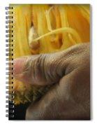 Jamaican Jack Fruit Spiral Notebook