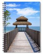 Jamaican Paradise Spiral Notebook