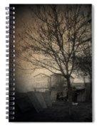Jamais Vu Spiral Notebook