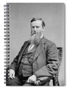 James Baird Weaver (1833-1912) Spiral Notebook