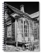 James Cain House Spiral Notebook
