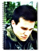 James Spiral Notebook