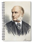 James Plaisted Wilde, 1st Baron Spiral Notebook
