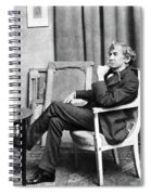 James Whistler (1834-1903) Spiral Notebook