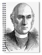 James Woodford (1820-1885) Spiral Notebook