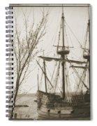 Jamestown 1607 Spiral Notebook