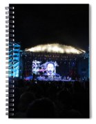 Jamfest Spiral Notebook