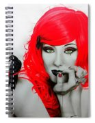 Jamie Stokes Spiral Notebook
