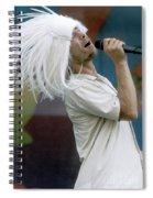 Jamiroquai Spiral Notebook