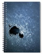 Jammer Abstract Cosmos 001 Spiral Notebook