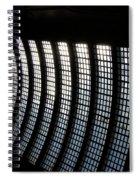 Jammer Architecture 001 Spiral Notebook