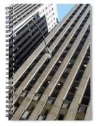 Jammer Architecture 004 Spiral Notebook