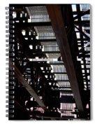 Jammer Architecture 008 Spiral Notebook