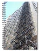 Jammer Architecture 010 Spiral Notebook