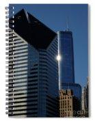 Jammer Architecture 012 Spiral Notebook