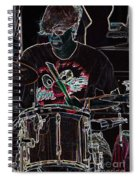 Jammer  By Jrr Spiral Notebook
