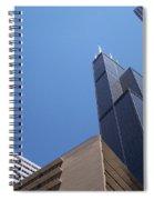 Jammer Chicago 004 Spiral Notebook