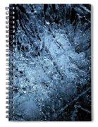 jammer Frozen Cosmos Spiral Notebook