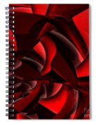 Jammer Rose 005 Spiral Notebook