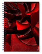Jammer Rose 006 Spiral Notebook