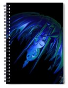 jammer Space Jelly  Spiral Notebook